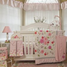 Garden District 4 Piece Crib Bedding Set
