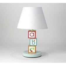 "My ABCs Nursery 16"" H Table Lamp with Empire Shade"