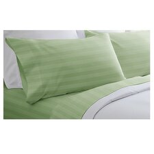 4 Piece 400 Thread Count Cotton Sheet Set