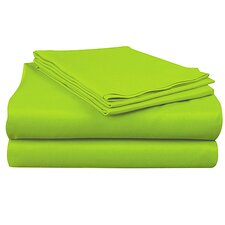 Super Bright Microfiber Sheet Set