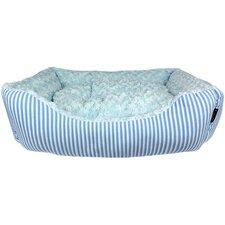 Malibu Striped Dog Bed