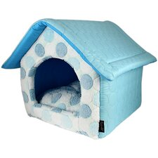 Cotton Candy House Dog Bed