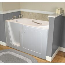 "Dignity 48"" x 28"" Whirlpool Jetted Walk-In Bathtub"