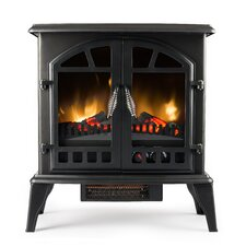 Jasper 400 Square Foot Electric Stove