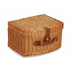Benton 2 Person Picnic Basket with Insulated Cooler