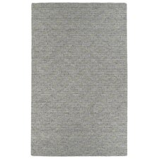 Imprints Modern Gray Geometric Area Rug