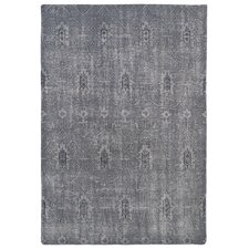 Restoration Grey Area Rug