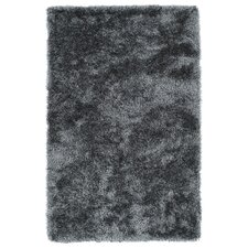 Posh Grey Area Rug