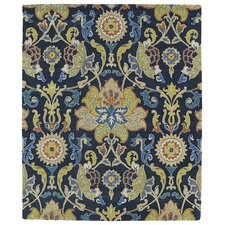 Taj Blue/Green Area Rug