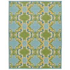 A Breath of Fresh Air Multi Indoor/Outdoor Area Rug