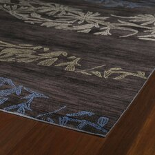 Inspire Accolade Chocolate Area Rug