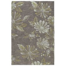 Inspire 64 Marvel Brown Area Rug