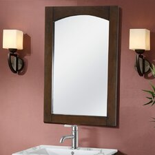 IN 34 Series Arched Top Wall Mirror
