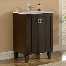 "IN 32 Series 24"" Single Sink Bathroom Vanity Set"