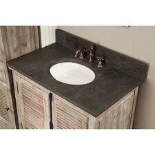 "WK Series 37"" Single Bathroom Vanity Set"