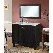 """IN 32 Series 36"""" Single Sink Bathroom Vanity Set"""