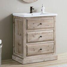 """WK Series 30"""" Single Bathroom Vanity Set"""