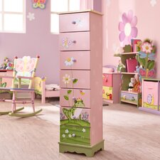 Magic Garden 7 Drawer Chest of Drawers