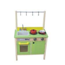 Spielküchen-Set Classic Wooden Play