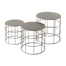 3 Piece Reton Coffee Table Set