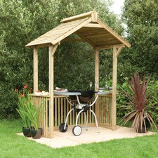 Garden Barbecue Shelter