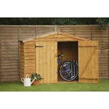 6 x 3 Wooden Bike Shed