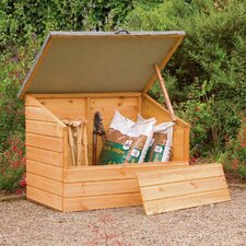 4 x 3 Wooden Tool Shed