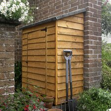 4 x 2 Wooden Lean-To Shed