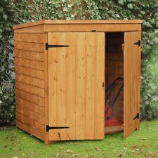 5 x 3 Wooden Storage Shed