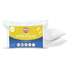 Super Bounce Hollow Fibre Standard Pillow (Set of 2)