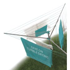 Rotary Outdoor Clothes Airer