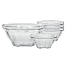 Picardie 5 Piece Bowl Set