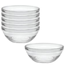 "Lys 12.25"" Stackable Bowl (Set of 6)"