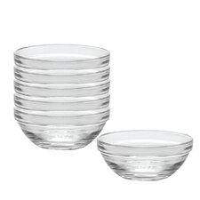"Lys 4.75"" Stackable Bowl (Set of 6)"