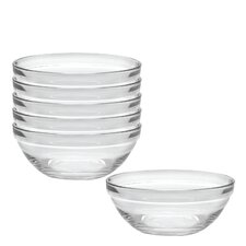 "Lys 5.75"" Stackable Bowl (Set of 6)"