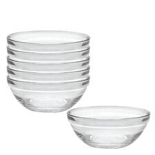 "Lys 7.88"" Stackable Bowl (Set of 6)"