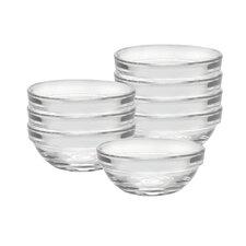 Lys 2 oz. Stackable Bowl (Set of 8)