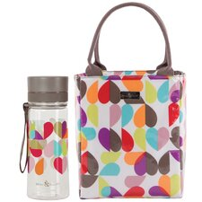 Brokenhearted 24cm Lunch Tote and Hydration Bottle