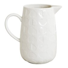 Confetti 1L Embossed Pitcher