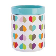 Confetti Stackable Storage Jar