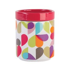 Brokenhearted Stackable Storage Jar