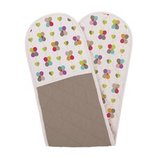 Blooming Lovely Double Oven Glove
