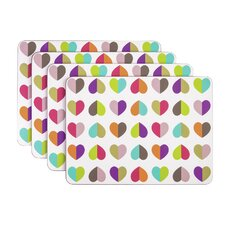 Confetti Rectangular Placemat (Set of 4)