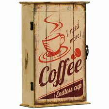 Endless Coffee Key Box