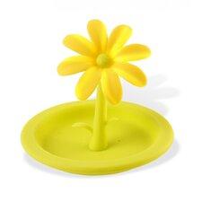 12 cm Deckel Livio Flower