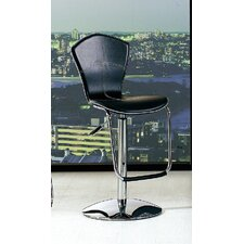 Adustable Height Swivel Bar Stool (Set of 2)