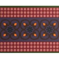 Sejjadeh Prune 43.3cm Placemat (Set of 2)
