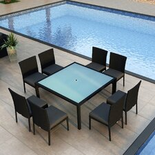 Urbana 9 Piece Dining Set