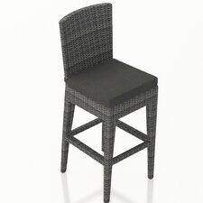 """District 28.25"""" Bar Stool with Cushion"""
