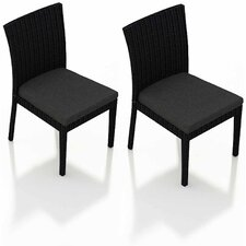 Urbana Dining Side Chair with Cushion (Set of 2)